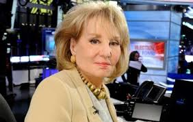 Journalist and Author Barbara Walters