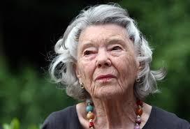 Novelist Rosamunde Pilcher