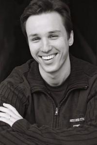 Novelist Markus Zusak
