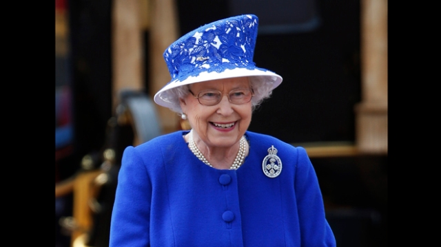 Queen Elizabeth Today