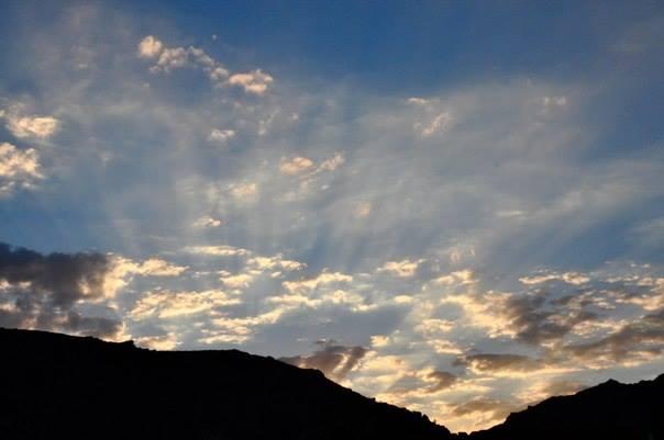"""""""Sunset in Joshua Tree"""""""