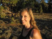 Poet Julie Paegle