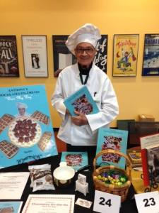 """Anthony's Chocolates On-the- Go, """"Done My Way"""""""