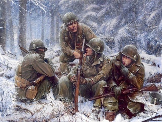 Military Artworks - Band of Brothers