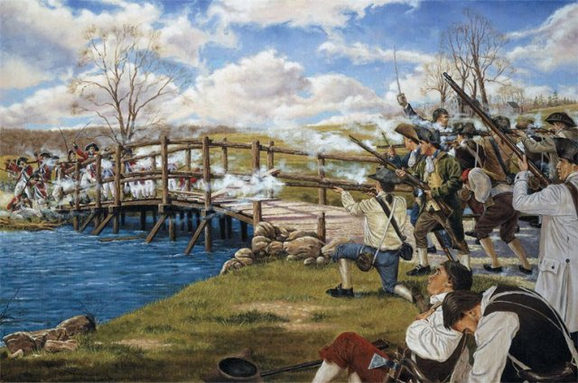 National Guard Heritage Painting