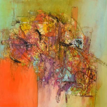 Conversations in Color by Lorri Kelly