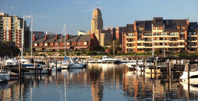 Buffalo, New York, courtesy of www.audioconnell.com